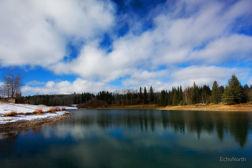 Kananaskis Colours by EchoNorth