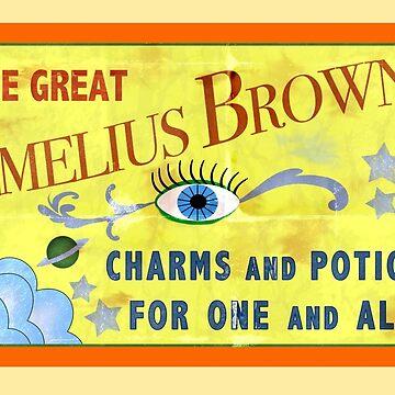 The Great Emelius Browne! by HarrisonAmy