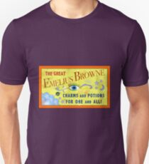 The Great Emelius Browne! Unisex T-Shirt