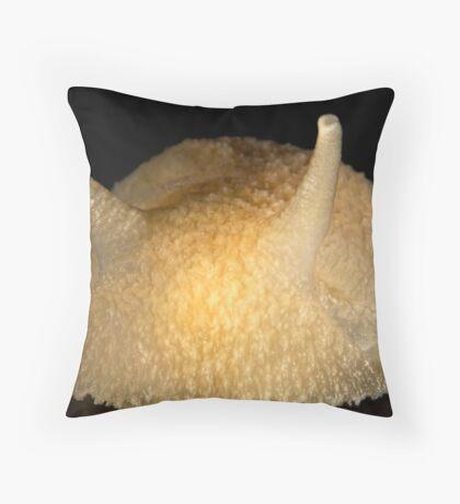 Lump On A Log Throw Pillow