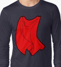 Superhero Cape Long Sleeve T-Shirt