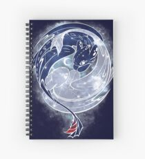 The Last Starry Dragons Spiral Notebook