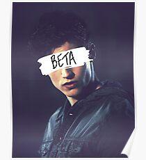 Isaac Lahey | Beta Poster