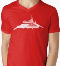 Space Mountain Icon Men's V-Neck T-Shirt