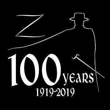 Zorro - 100 años de kerchow