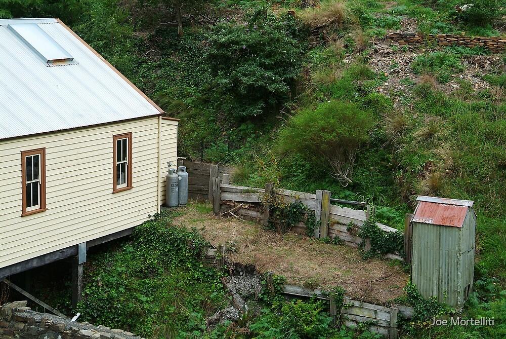 Outhouse,Walhalla by Joe Mortelliti