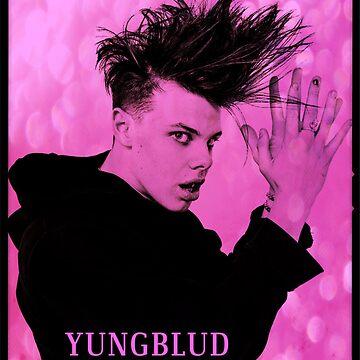 YB - Pink + Black Edit by JGleeBieGomez