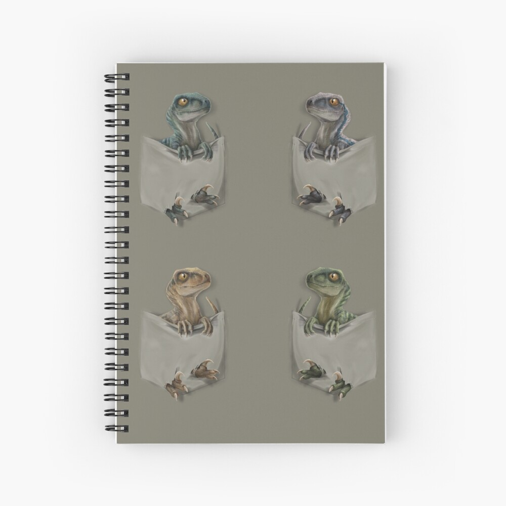 Protector de bolsillo - Paquete Cuaderno de espiral