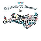 Say Hello To Summer In NC by ThePencilClub