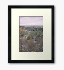 Highland Boundary Fault Framed Print