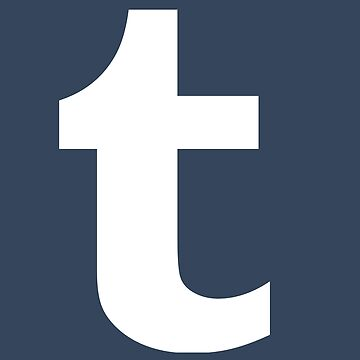 Tumblr Logo by bellamendiola