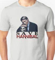 Save Hannibal Unisex T-Shirt