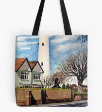 The High Lighthouse, Burnham-on-Sea, Somerset Tote Bag