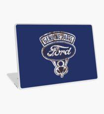 Öl beflecktes Ford-Zeichen Laptop Folie