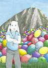 Easter Bunny by ria gilham