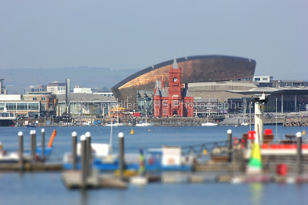 Pierhead Building, Cardiff Bay by Vicki Spindler (VHS Photography)