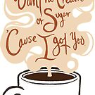 Cigarettes & Coffee  by Virginia Skinner