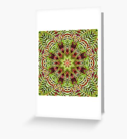 """A slice of """"Kingsview"""" Greeting Card"""