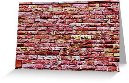 Bricks texture by chihuahuashower