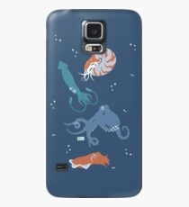 Cephalopods! Case/Skin for Samsung Galaxy