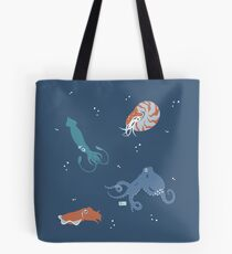 Cephalopods! Tote Bag