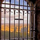 Brentor view  by jaffa
