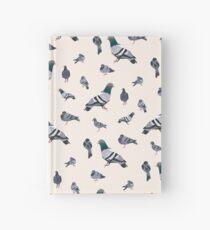 Bird poo Hardcover Journal