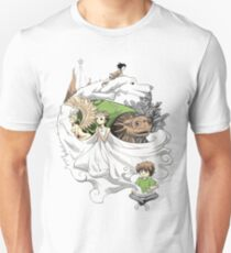 The Neverending Story - Montage  T-Shirt