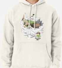 The Neverending Story - Montage  Pullover Hoodie