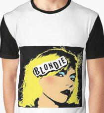 Blondie Grafik T-Shirt