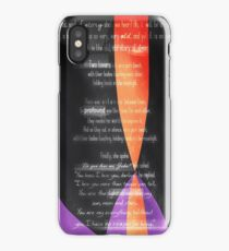 Carolina Crown 2013 - Lovers on a Park Bench iPhone Case/Skin