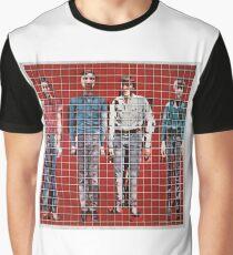 Camiseta gráfica Talking Heads - Más canciones sobre edificios y comida