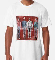 Camiseta larga Talking Heads - Más canciones sobre edificios y comida