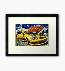 Ford XR8 Ute Framed Print