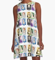 SIX the Musical: Old School Queens A-Line Dress