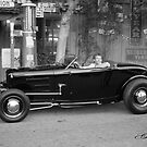1932 Doane Spencer Roadster ... One of a kind..... by Gail Jones