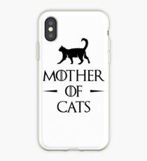 Mutter der Katzen iPhone-Hülle & Cover