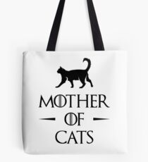 Mother of Cats Tote Bag