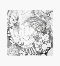 The Tender Sounds of Nature - Illustration Scarf