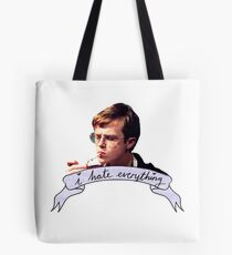 Dane DeHaan - I hate everything Tote Bag
