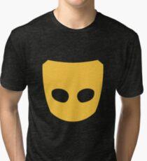 Grindr logo Tri-blend T-Shirt
