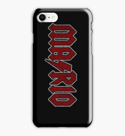 MA/RIO (d) iPhone Case/Skin