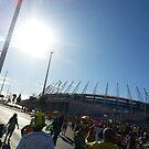 Fortaleza Futbol by omhafez