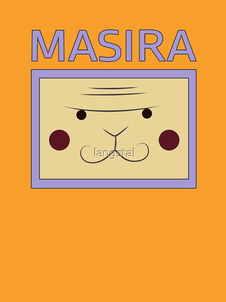 Salvage King MASIRA - ONE PIECE  by langstal