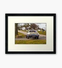 Chevrolet Firenza Framed Print