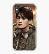 Diesel!Punk Jongdae iPhone Case