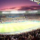 Fortaleza, Germany v. Ghana by omhafez