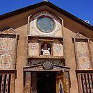 Church Of Chimayo by Nancy Richard