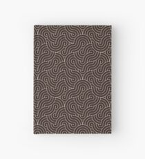SWIRL / Coffee Hardcover Journal