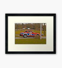 Triumph TR7 V8 Framed Print